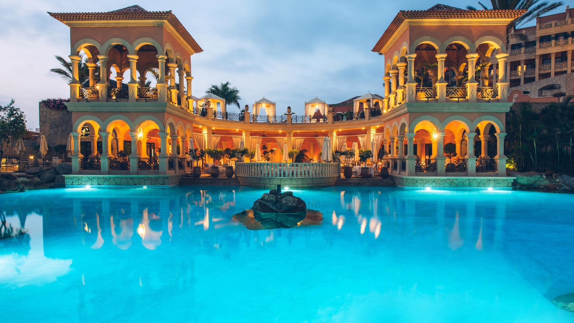 Hotel Iberostar Grand El Mirador – Costa Adeje