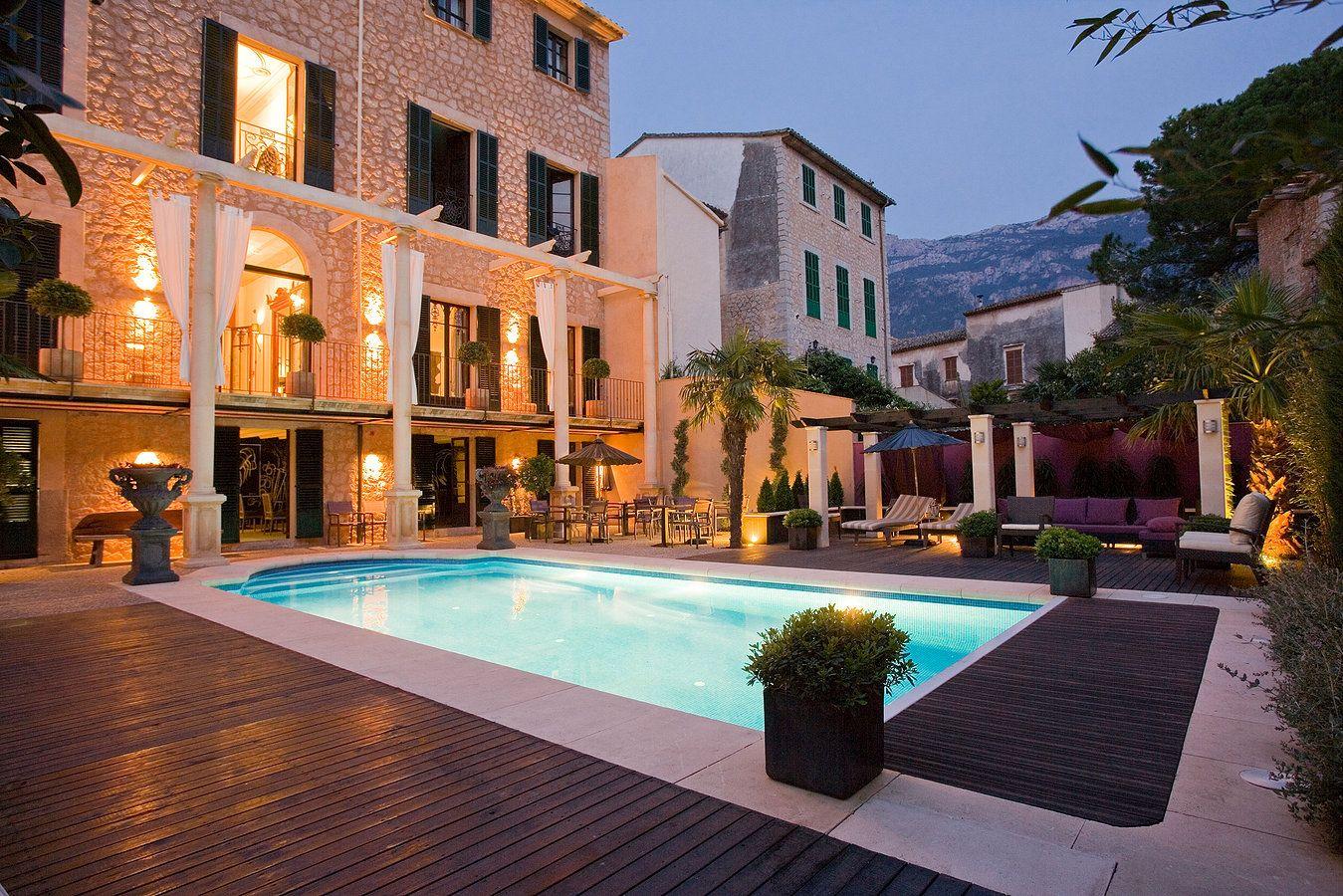 Hotel L'Avenida de Sóller en Mallorca