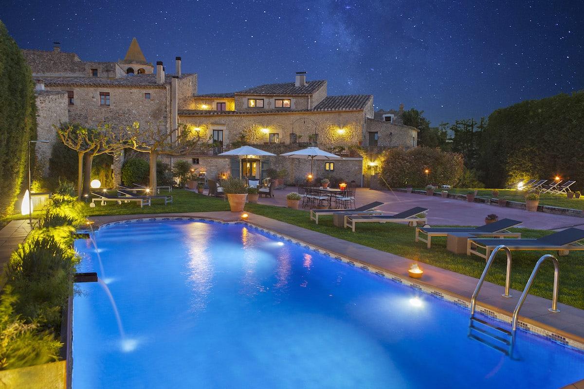 El Racó de Madremanya, hotel exclusivo para adultos en la Costa Brava