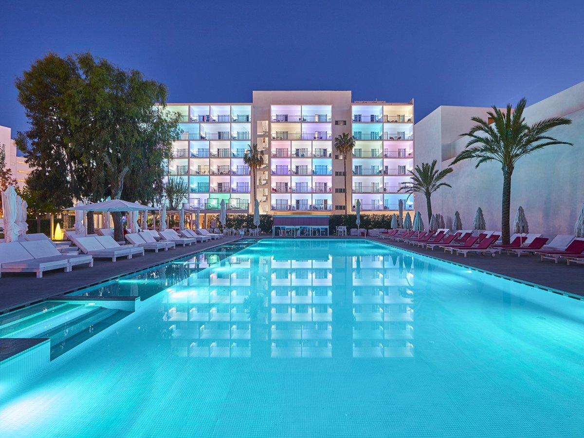 El Hotel Astoria Playa, en Alcúdia (Balears)