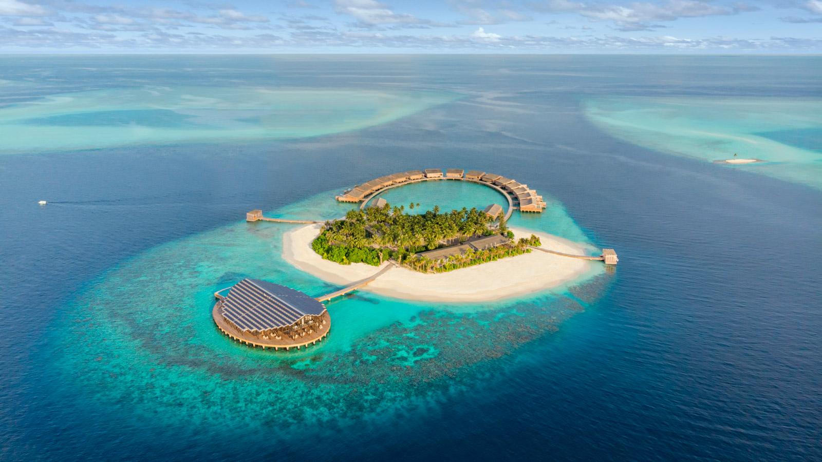 Kudadoo Maldives Private Island, el mejor hotel de lujo del 2019 es exclusivo para adultos