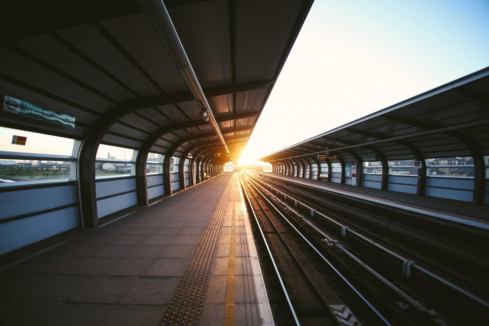 Silencio y calma en tus viajes en tren