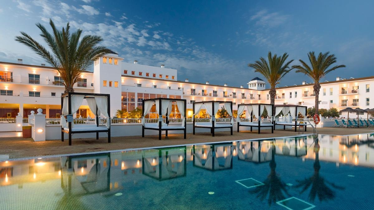 Hotel Sentido Garden Playanatural en El Rompido