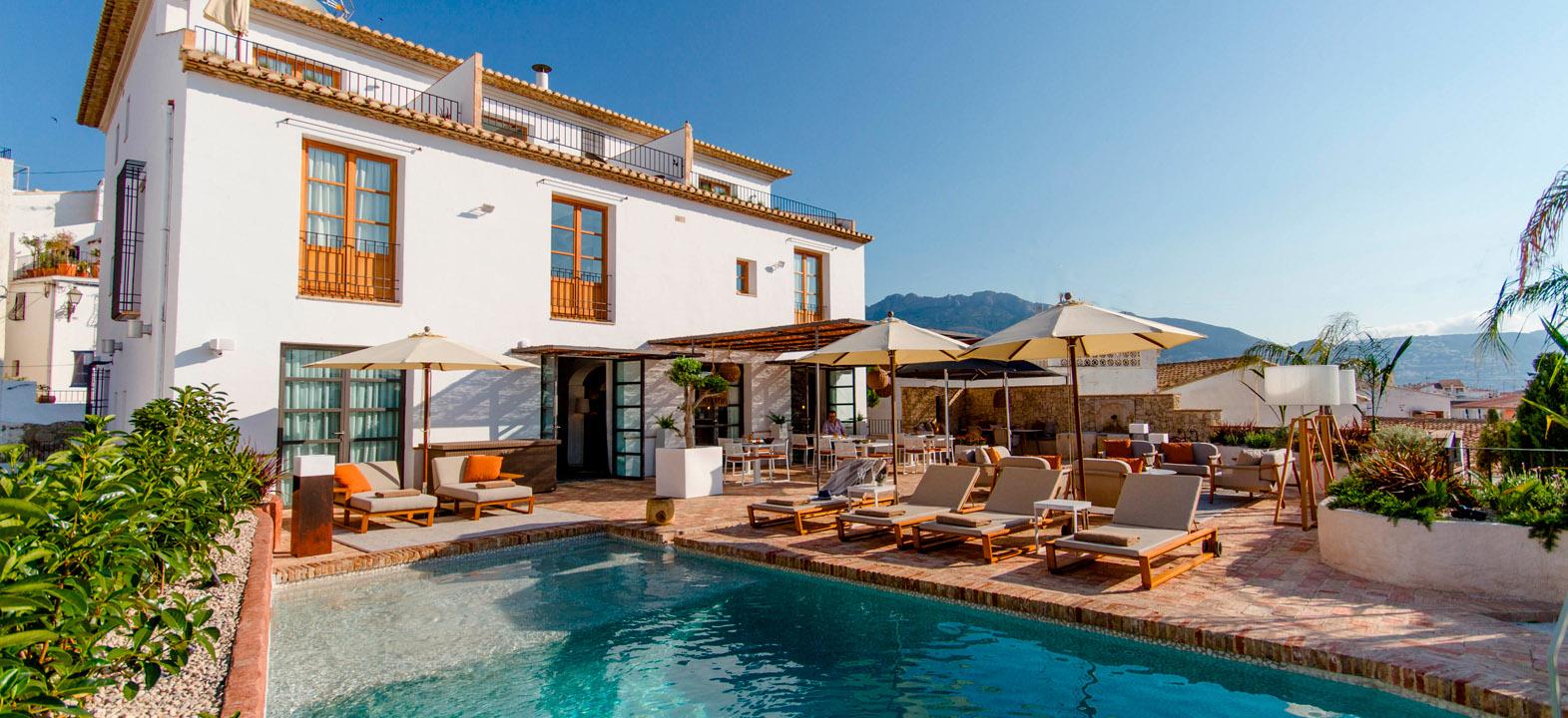 Hotel Boutique La Serena en Altea – Alicante