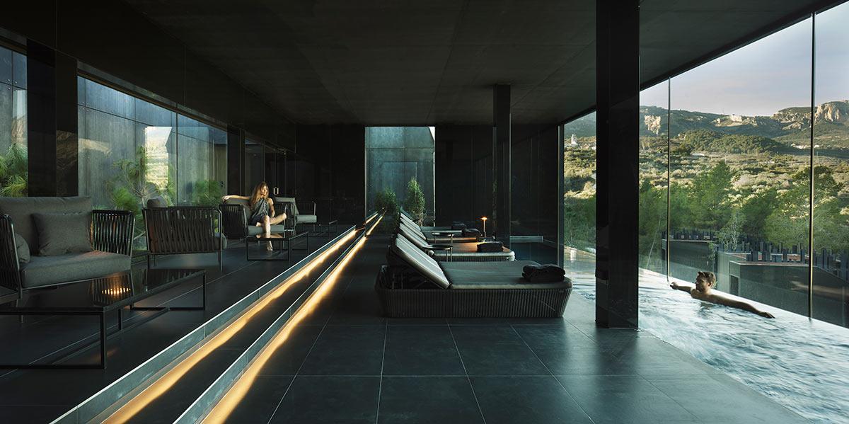 Vivood Landscape Hotel en Benimantell – Alicante