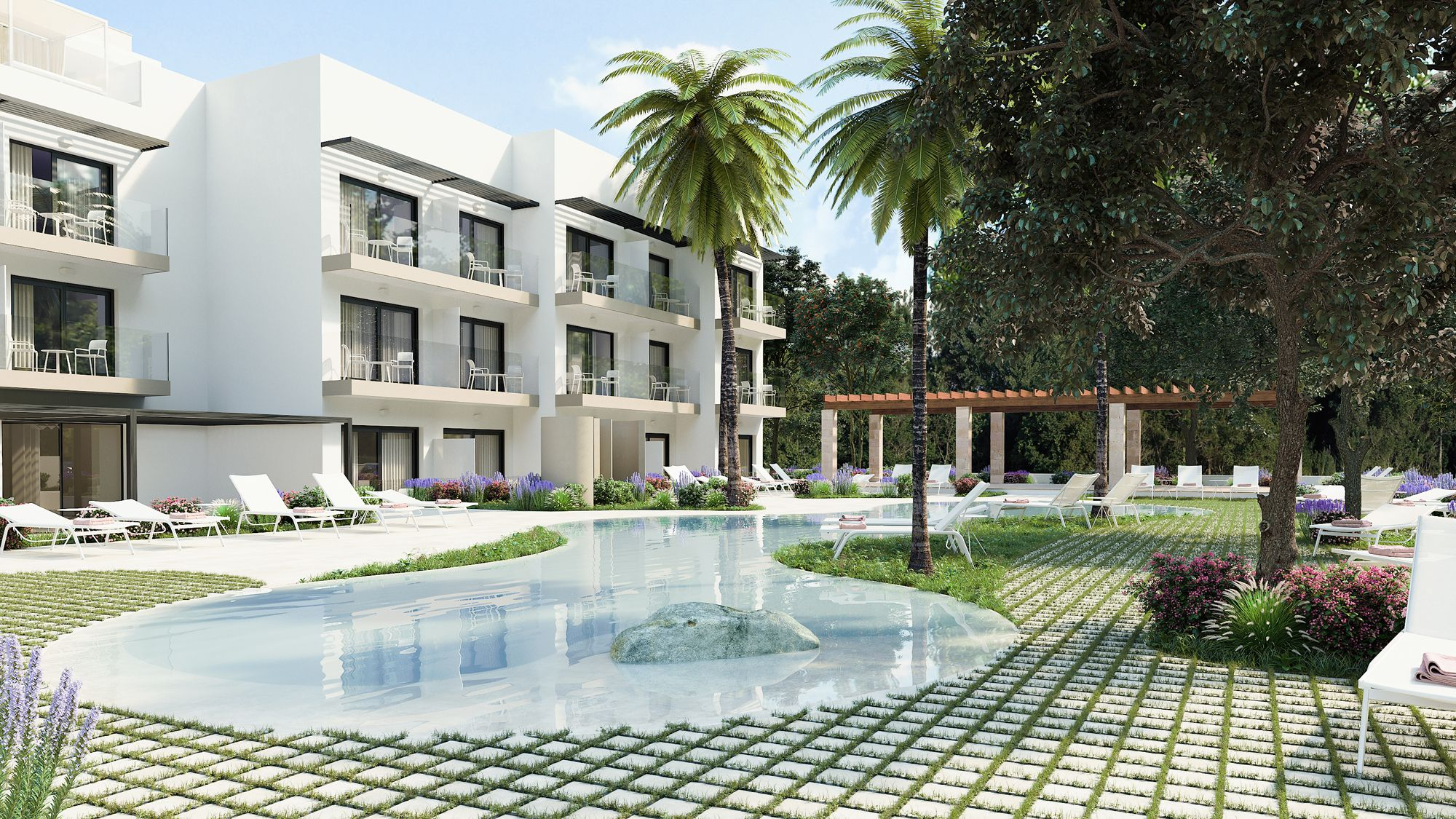 HOTEL SOM DONA Women Only Hotel +14 en Porto Cristo, Manacor, Mallorca
