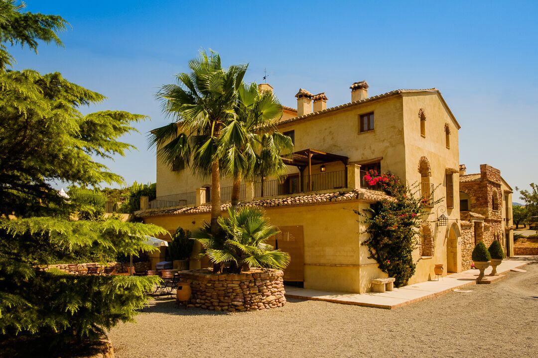 Masía Durbá, slow life hotel en Castellnovo – Castellón
